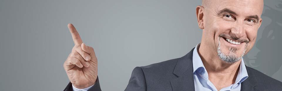 Roberto Pesce: a scuola di Intelligenza Finanziaria